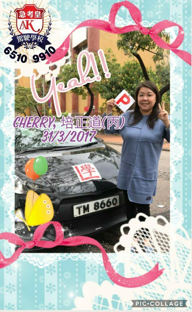 003-Cherry 2017年 03月31日