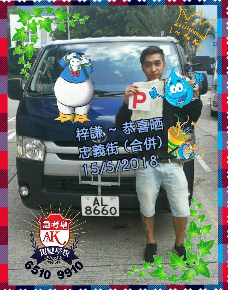 182 梓謙 忠義街 (合併) 15May2018