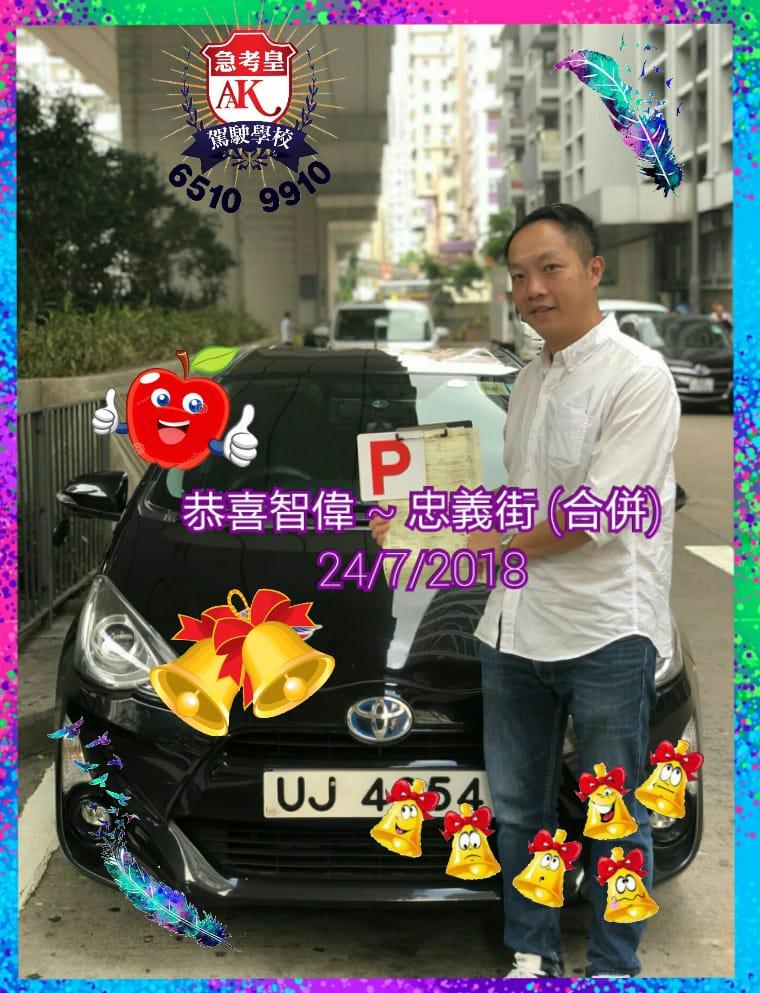 225 智偉 忠義街 (合併) 24Jul2018